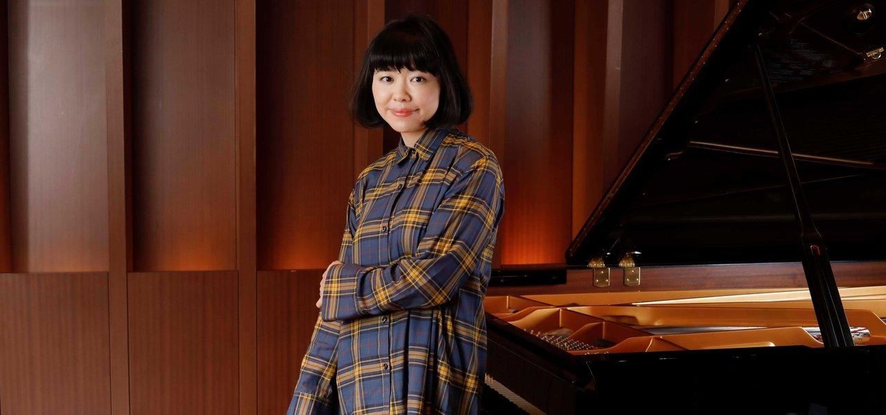 ピアノスト上原ひろみ、10年ぶりのソロアルバム『Spectrum』がリリース|MUSIC