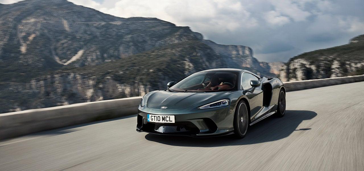 新しい時代のグランドツーリングカー──マクラーレンGTに試乗 McLaren