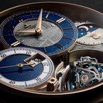 伝統的な芸術技巧と希少なメテオライトを融合させた超複雑時計|JAEGER-LECOULTRE