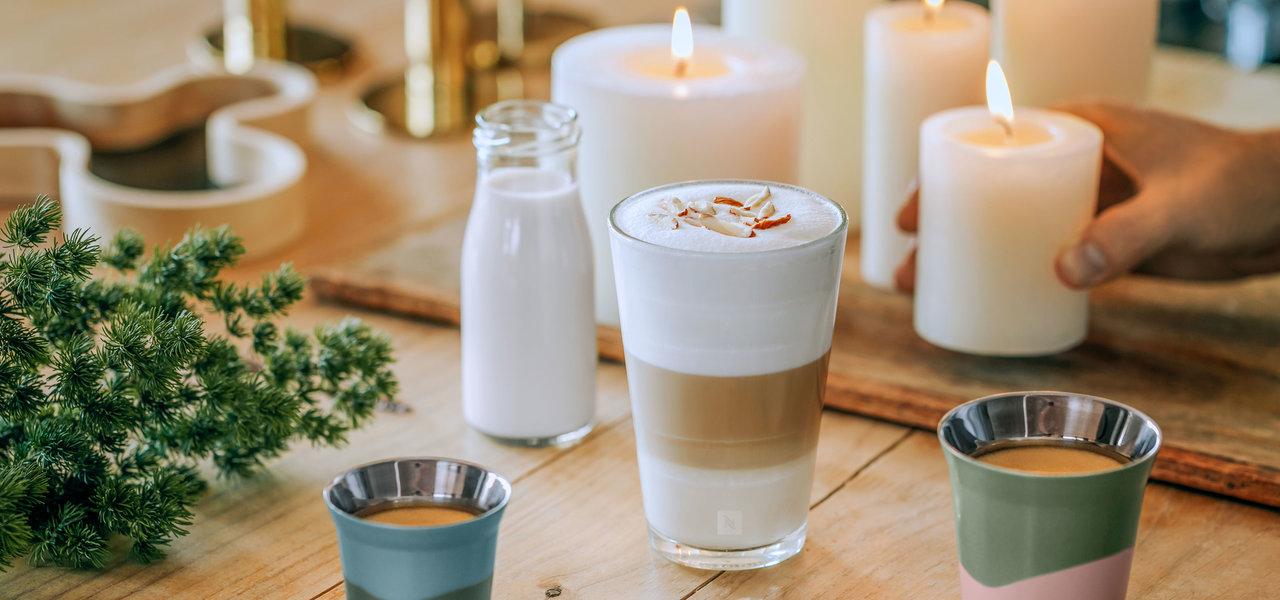 北欧文化からインスピレーションを受けた冬の3種限定コーヒー|NESPRESSO