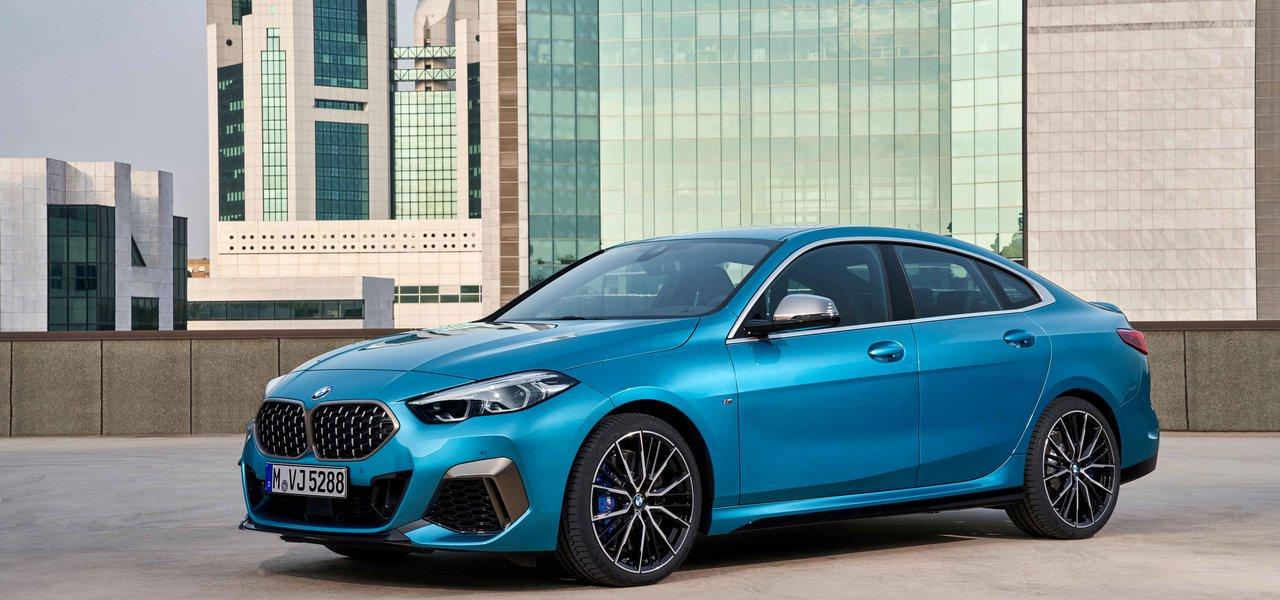 現代社会の大人に向けた新たな選択肢──BMW2シリーズに4ドアの「グラン クーペ」登場|BMW