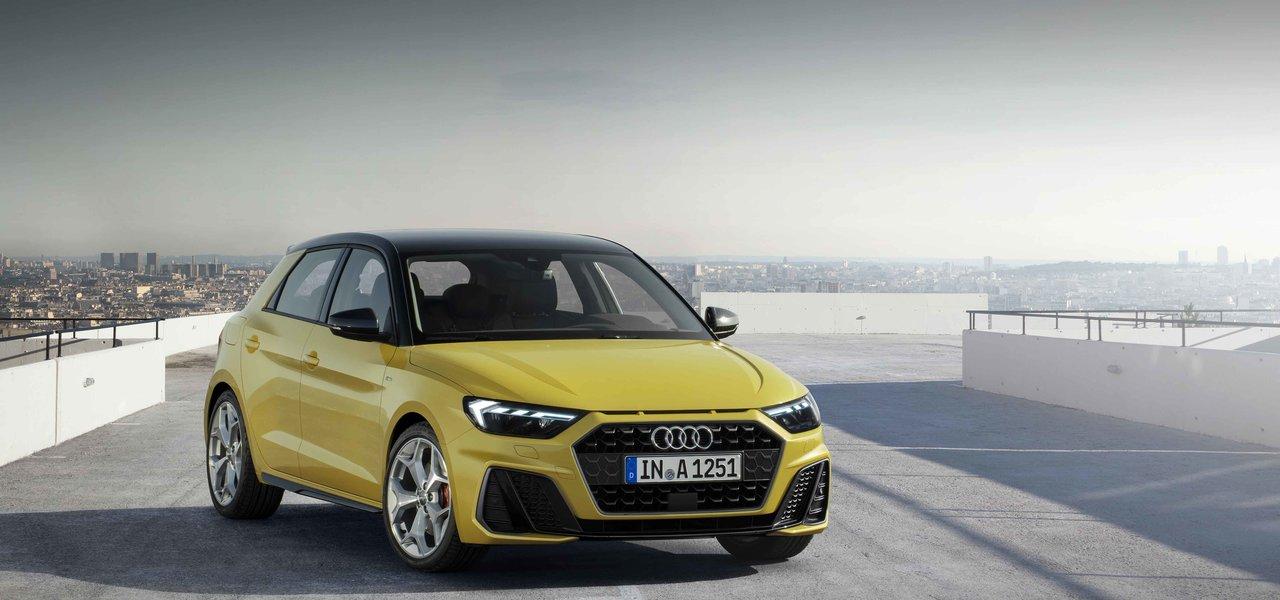 アウディの魅力をコンパクトなボディに凝縮──コンパクトハッチ「A1スポーツバック」がフルモデルチェンジ|Audi