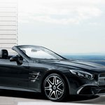 メルセデスの最高級ロードスター「SL」に特別仕様車「グランド・エディション」が登場|Mercedes Benz