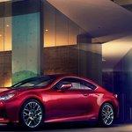 レクサスRC、スマートフォンとの連携機能を追加するブラッシュアップ  Lexus