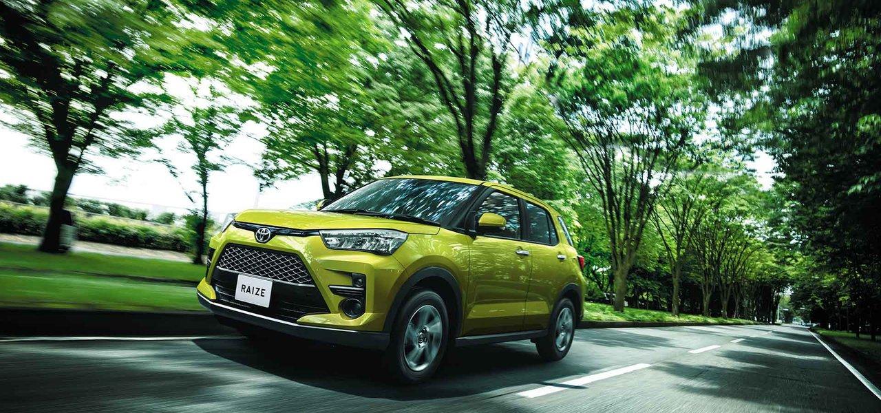 普段使いからレジャーまで、使える、楽しめる──5ナンバーサイズの新型SUV「ライズ」誕生 Toyota