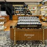 diptyqueの魅力を伝える新拠点が伊勢丹新宿と渋谷スクランブルスクエアにオープン|diptyque