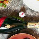 一年の終わりをマム グラン コルドンで愉しむ「バイ・ザ・グラス・フェア」|MAISON MUMM