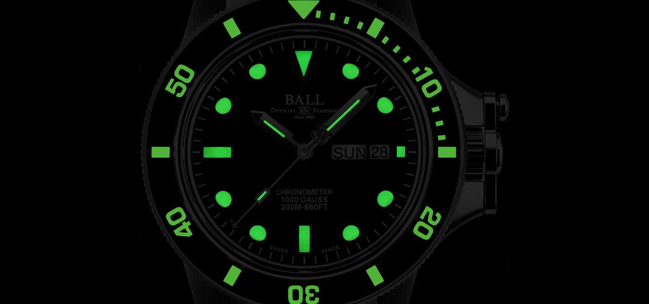 独自テクノロジー満載の「エンジニアハイドロカーボン オリジナル」|BALL WATCH