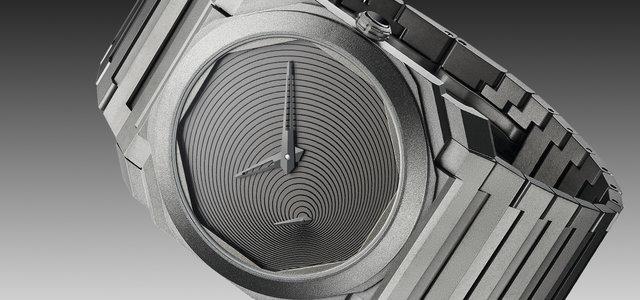ブルガリと安藤忠雄氏とのコラボレーションによる「オクト フィニッシモ」限定コレクション|BVRGARI