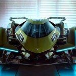 バーチャルな世界から誕生したコンセプトカー「ランボ V12ビジョン・グランツーリスモ」を発表|Lamborghini