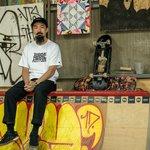 スケートカルチャーから飛び出したアーティストHAROSHI|MEDICOM TOY