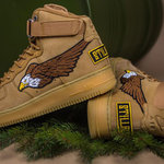 STILL ALIVEがAIR FORCE1 WBをリメイクした「EAGLE AF1 WB」|STILL ALIVE