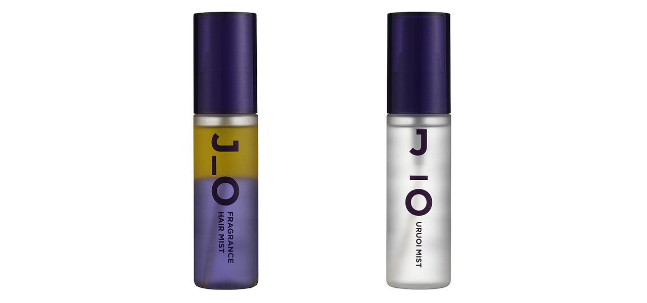 ヤンチェ_オンテンバールからフレグランスヘアミストとミスト状化粧水が登場 JANTJE_ONTEMBAAR
