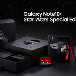 限定2000台!「Galaxy Note10+ Star Wars Special Edition」|Galaxy