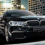 5シリーズ中で最高の走行性能を誇る限定モデルが登場|BMW