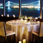 レインボーブリッジを見渡す個室で、至高のフレンチを味わう|INTERCONTINENTAL TOKYO BAY