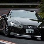 オーナーが誇りを感じられるスポーツGT──新型レクサスLCに試乗|Lexus