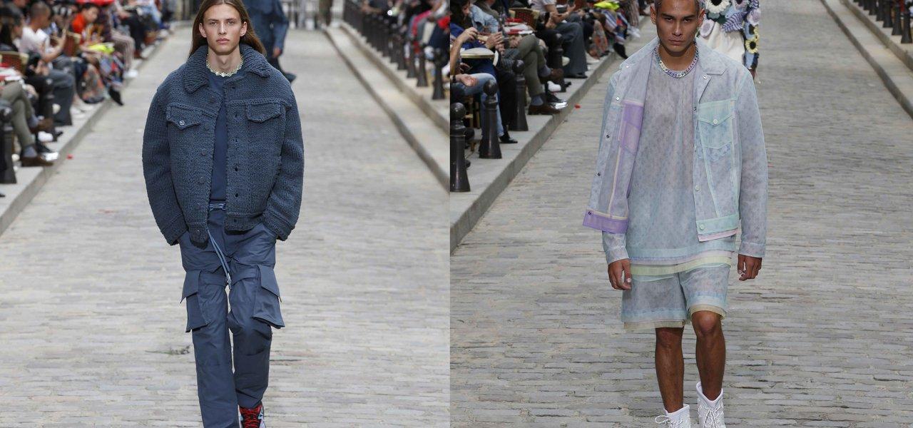 ヴァージル・アブローによるルイ・ヴィトン 2020春夏メンズ・コレクション|LOUIS VUITTON