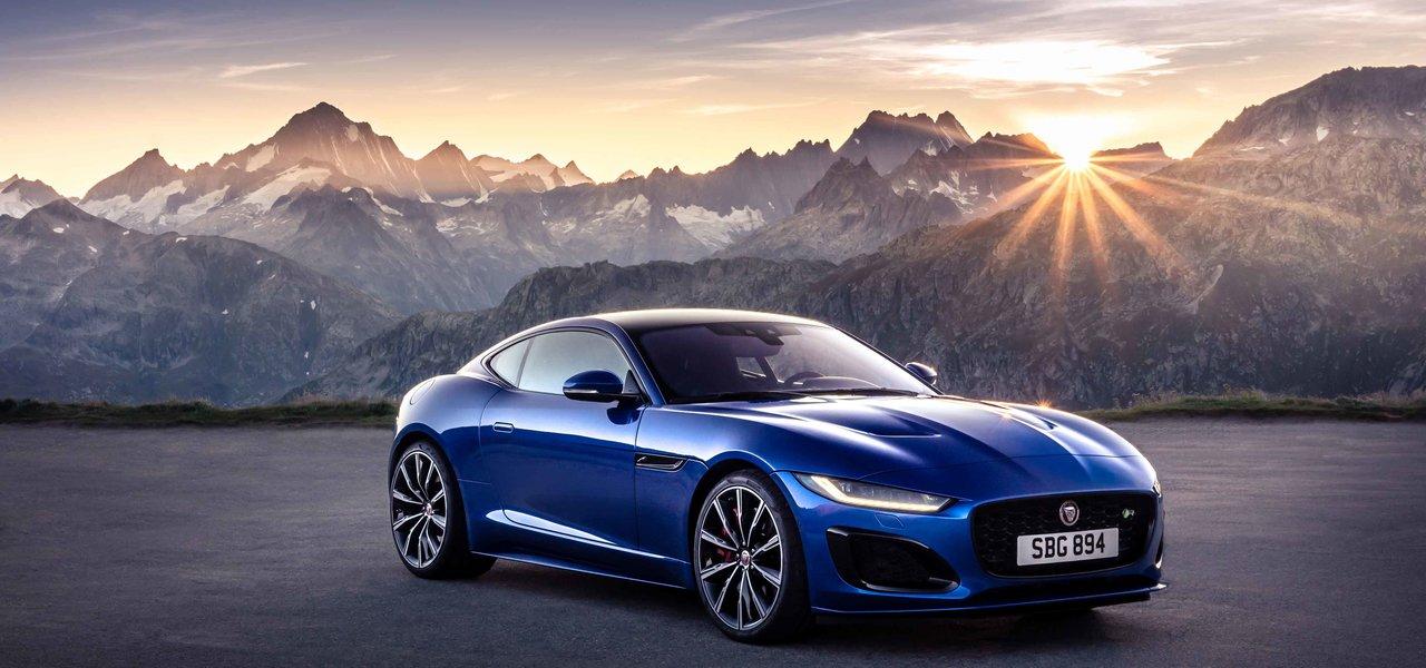 エクステリアがより力強くシャープに──Fタイプがマイナーチェンジ|Jaguar