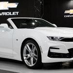 より精悍なイメージに──フェイスリフトを受けた新型カマロがデビュー|Chevrolet