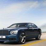 旗艦モデル「ミュルザンヌ」の有終の美を飾る30台の限定車「6.75エディション by マリナー」を発表|Bentley