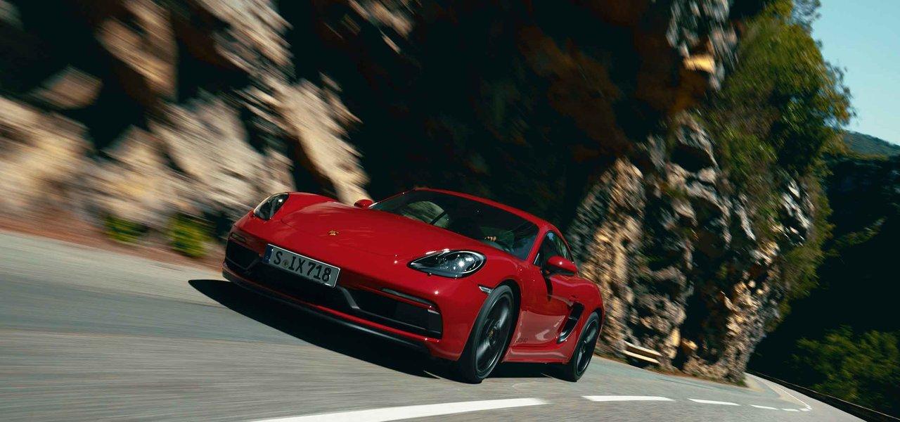 ポルシェ718ボクスター/ケイマンに、ハイスペック&スポーティなGTS4.0を追加|Porsche