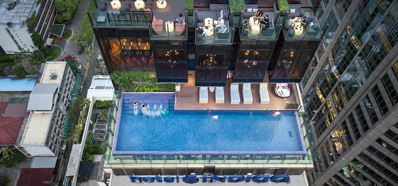 街の息吹を感じながらステイ!「ホテルインディゴ」が日本初上陸|Hotel Indigo