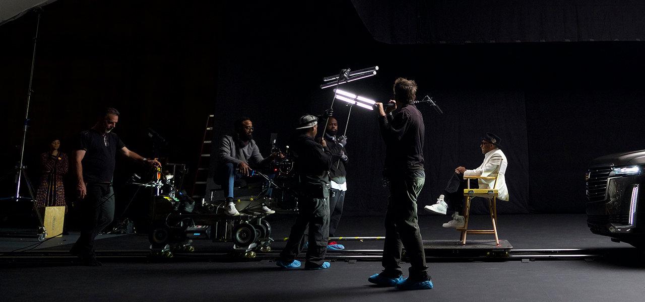 新型キャデラック「エスカレード」を、スパイク・リー監督のショートフィルムとともにワールドプレミア|Cadillac