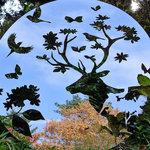 明治神宮・内苑で野外彫刻展「天空海闊(てんくうかいかつ)」を開催|ART