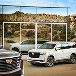 大胆な内外装デザインをまとって登場──キャデラックが新型「エスカレード」を発表|Cadillac