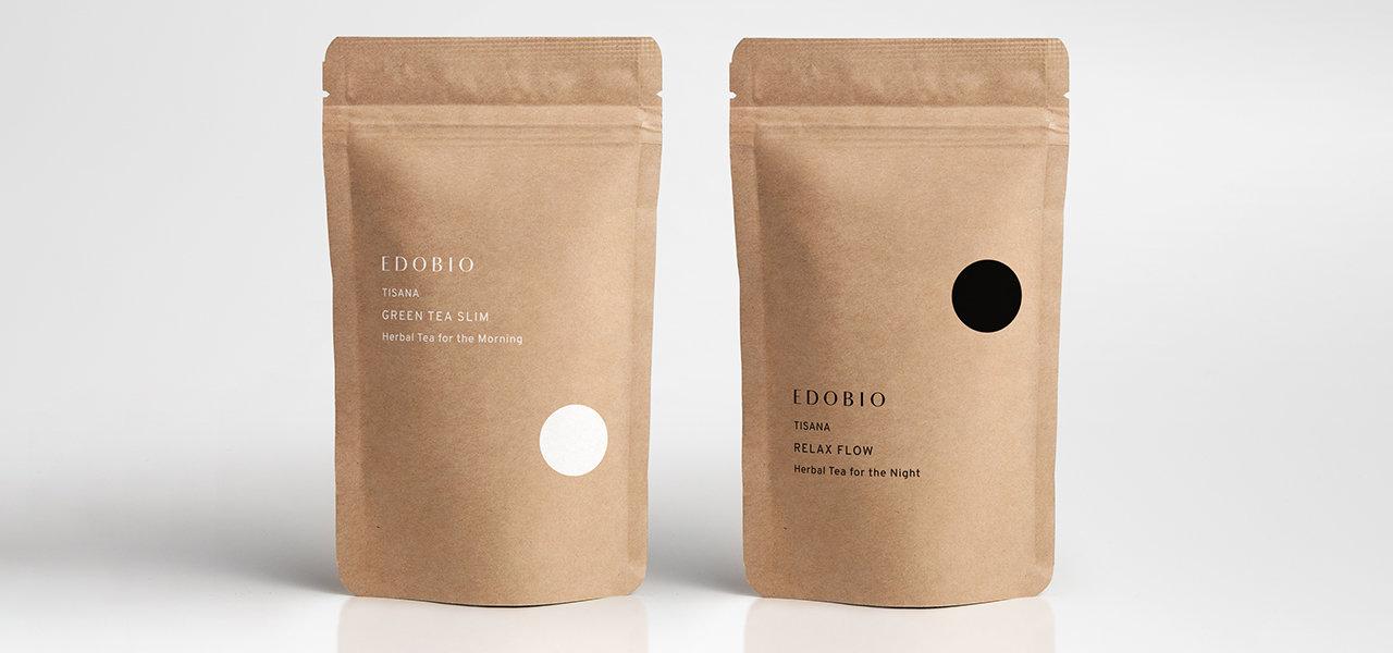 【2/25発売】美しさと健康のための「ブレンドハーブティー」という新習慣|EDOBIO