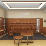 阪急メンズ大阪にオープンするジョンロブの新店舗|JOHN LOBB