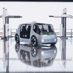 ジャガー・ランドローバーの描く未来を示すEVコンセプト|Jaguar & Land Rover