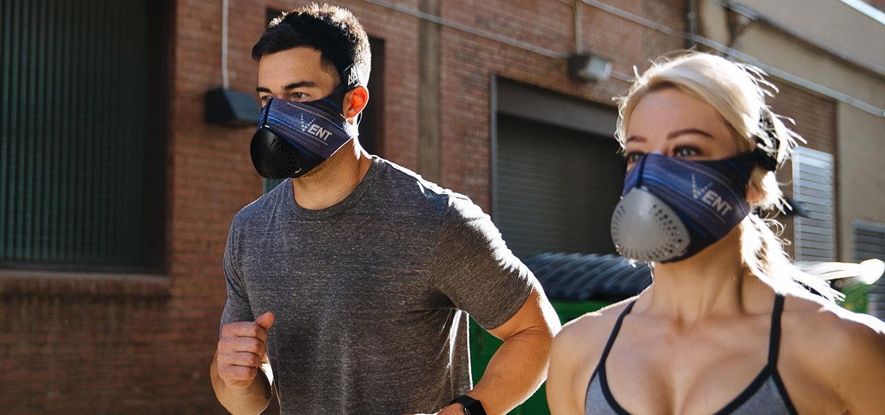 花粉やウイルスを防いで運動に集中!「トレーニングマスクVENT」|TRAINING MASK - Web Magazine OPENERS(ウェブマガジン オウプナーズ)