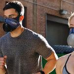 花粉やウイルスを防いで運動に集中!「トレーニングマスクVENT」|TRAINING MASK