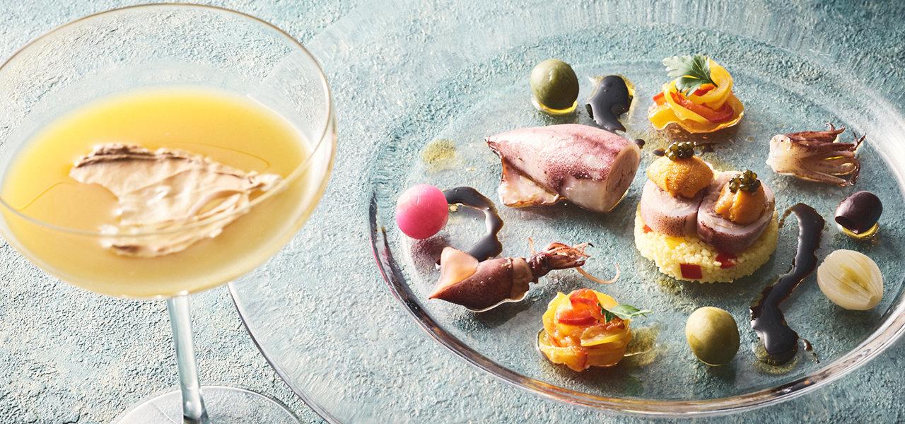 イタリアングリルとカクテルペアリングの競演! 「アルペジオ」提供開始|EAT