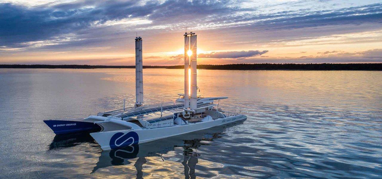 FCEV「ミライ」の搭載部品を利用──トヨタ、船舶向けに初の燃料電池システムを開発|TOYOTA