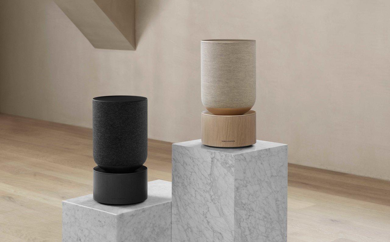 バング & オルフセンの新作ホームスピーカー「Beosound Balance」| Bang & Olufsen