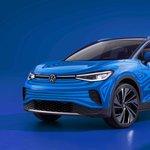 フォルクスワーゲンが新型電動SUV「ID.4」と量産モデル「ID.3」を発表|Volkswagen
