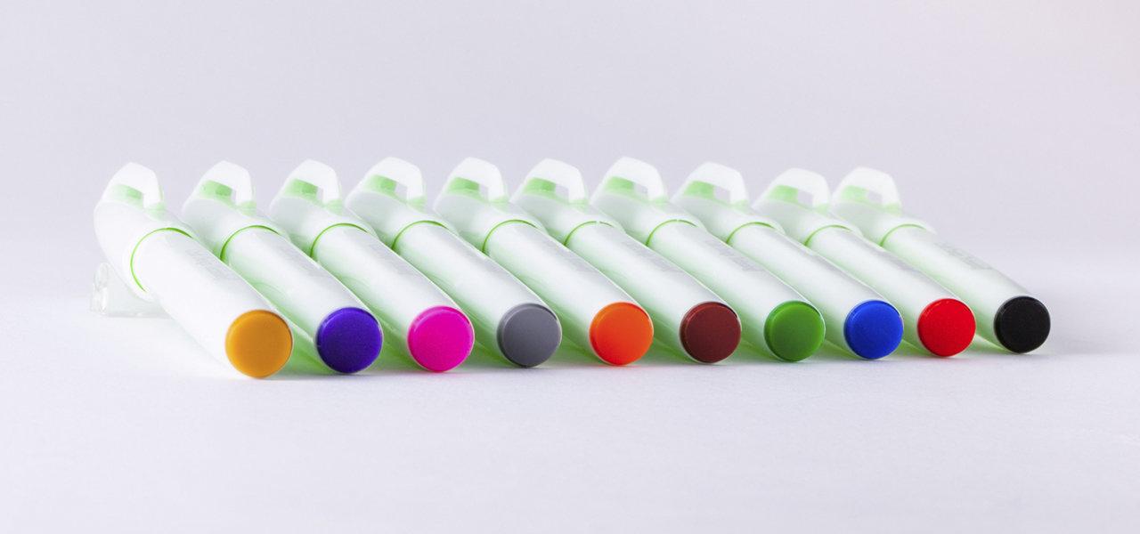 適度にしなるペン先で柔らかな曲線を|Craft Design Technology