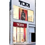 トゥミの新ストアが銀座みゆき通りにオープン|TUMI