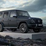 AMG G63にシルバーアクセントでシックな雰囲気を演出した特別仕様車が登場| Mercedes Benz