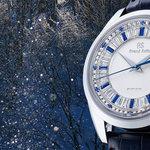 グランドセイコー初の男性向け宝飾時計「スプリングドライブ 8Days ジュエリーウオッチ」|GRAND SEIKO
