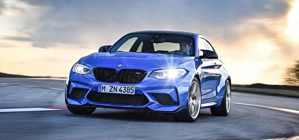 主戦場はサーキット──BMW M2 CSが60台限定で登場|BMW