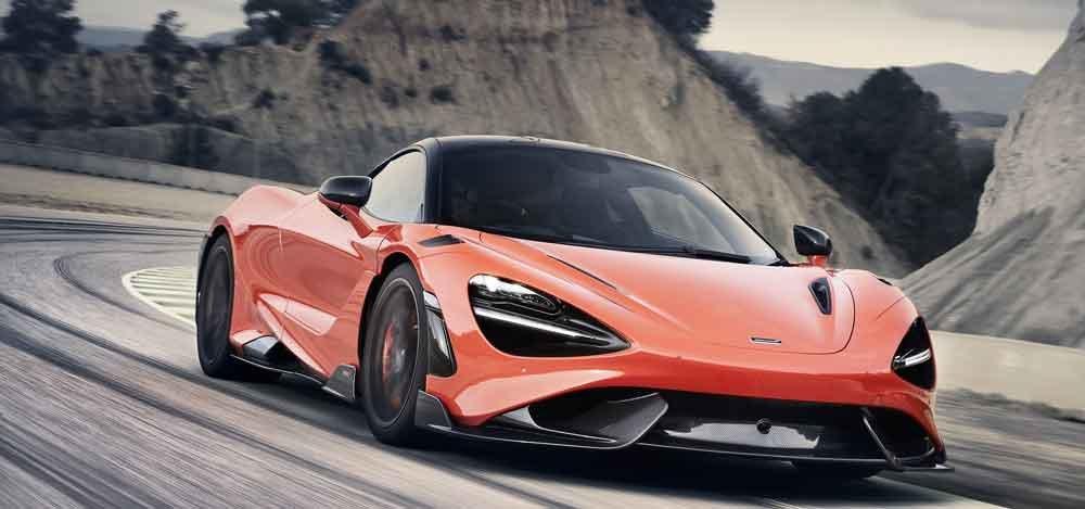 世界765台限定 マクラーレン765LTの受注を開始|McLaren