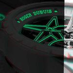 ロジェ・デュブイの独創的イノベーション。新作「エクスカリバー トゥーフォールド」|ROGER DUBUIS
