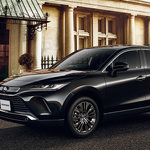 トヨタの都市型SUV「ハリアー」がフルモデルチェンジ|TOYOTA