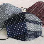 伝統産業「久留米織」のマスクを生産開始|桑野新研産業