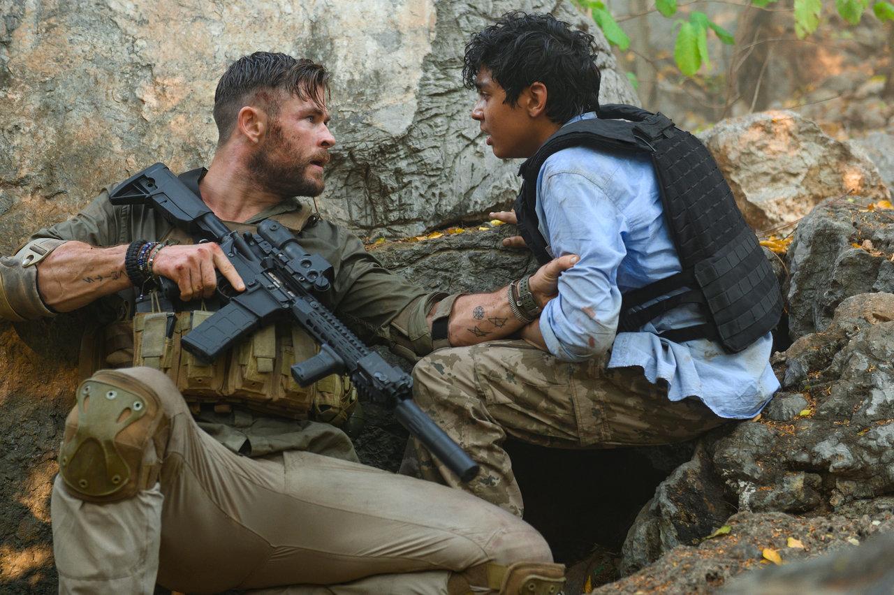 Netflix映画『タイラー・レイク ‐命の奪還‐』4月24日(金)より独占配信予定
