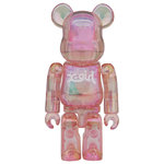 BE@RBRICK X-girl 2020 100% & 400% / 1000%|MEDICOM TOY